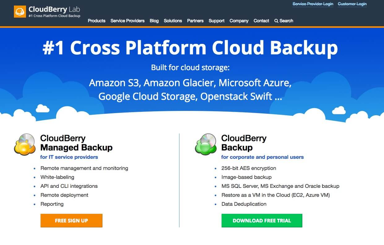cloudberry-backup-review