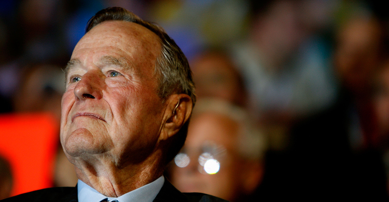 facts about President George H.W. Bush_5