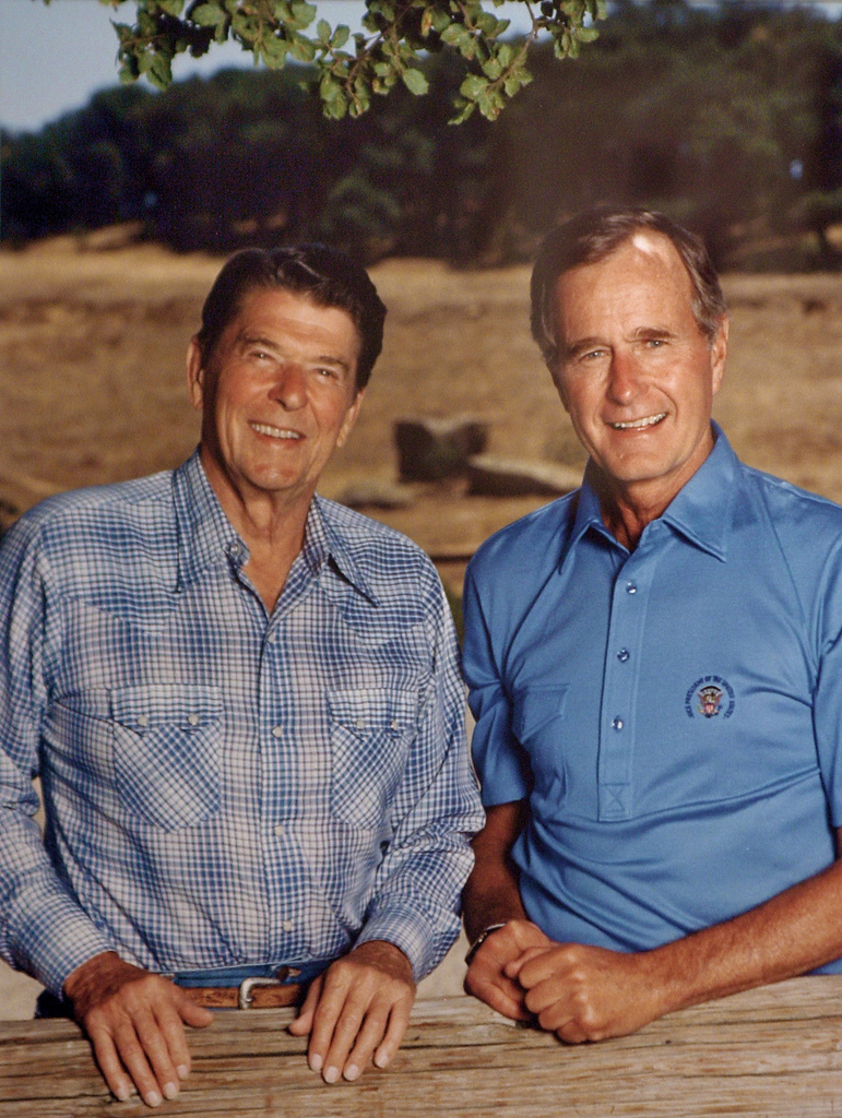 facts about President George H.W. Bush_14