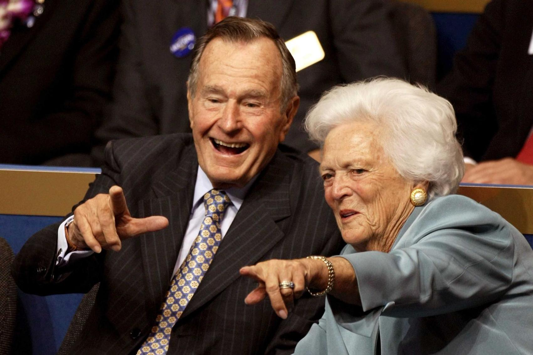 facts about President George H.W. Bush_2
