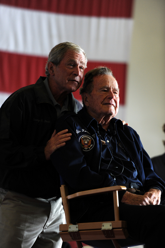 facts about President George H.W. Bush_8