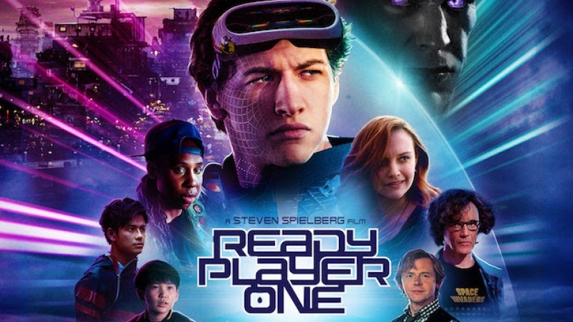 "Watch Movie ""Ready Player One"" This Weekend On Amazon Prime"