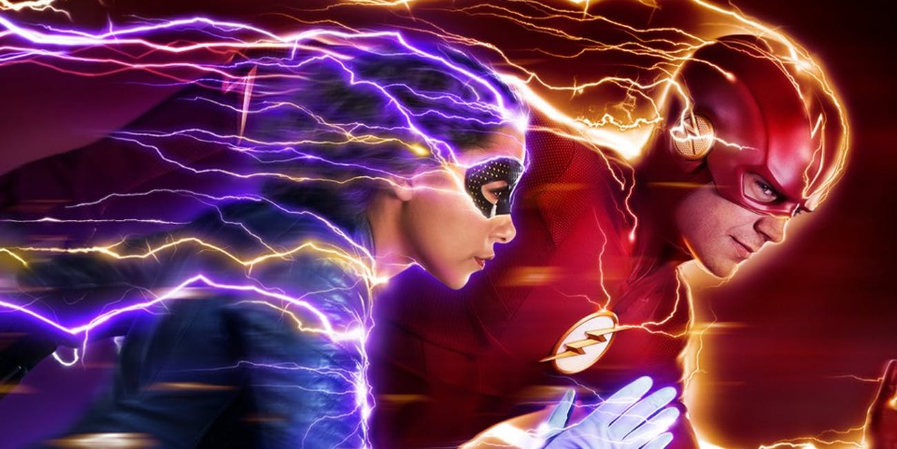 the-flash-and-xs-in-the-flash-season-5-poster