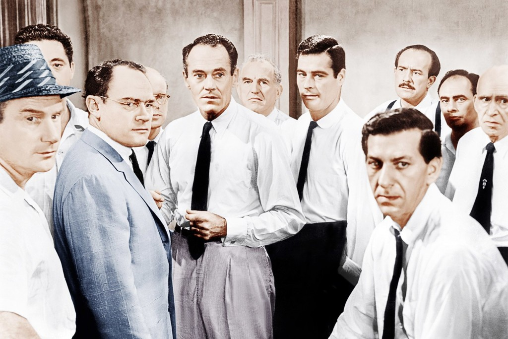 "Watch Movie The ""12 Angry Men"" This Weekend On Amazon Prime"