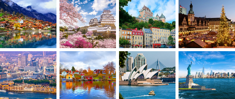 Top 25 Best Countries In The World To Visit In 2019