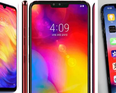 Best Smartphones Of 2019