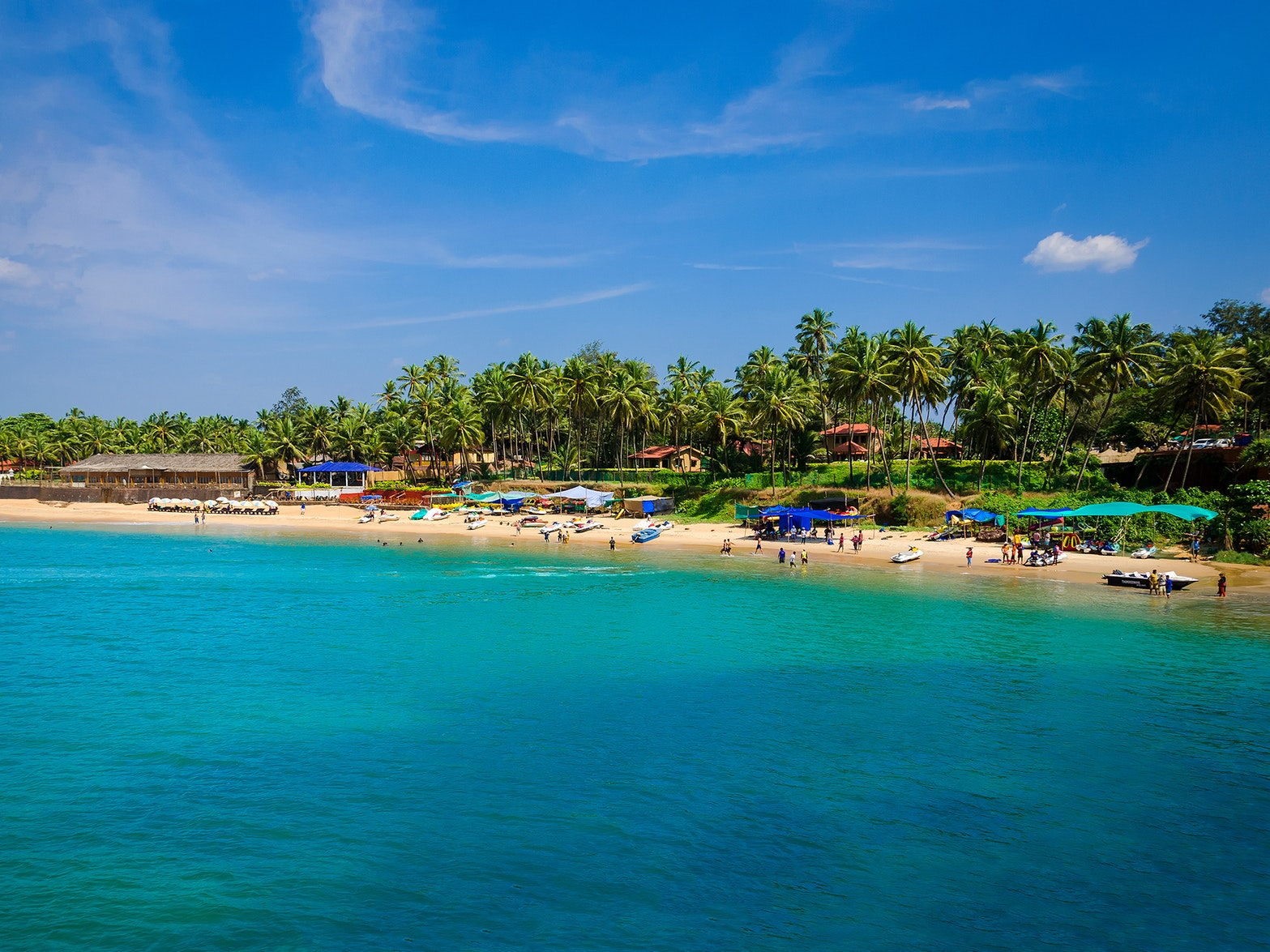 Goa-Places To Visit In India