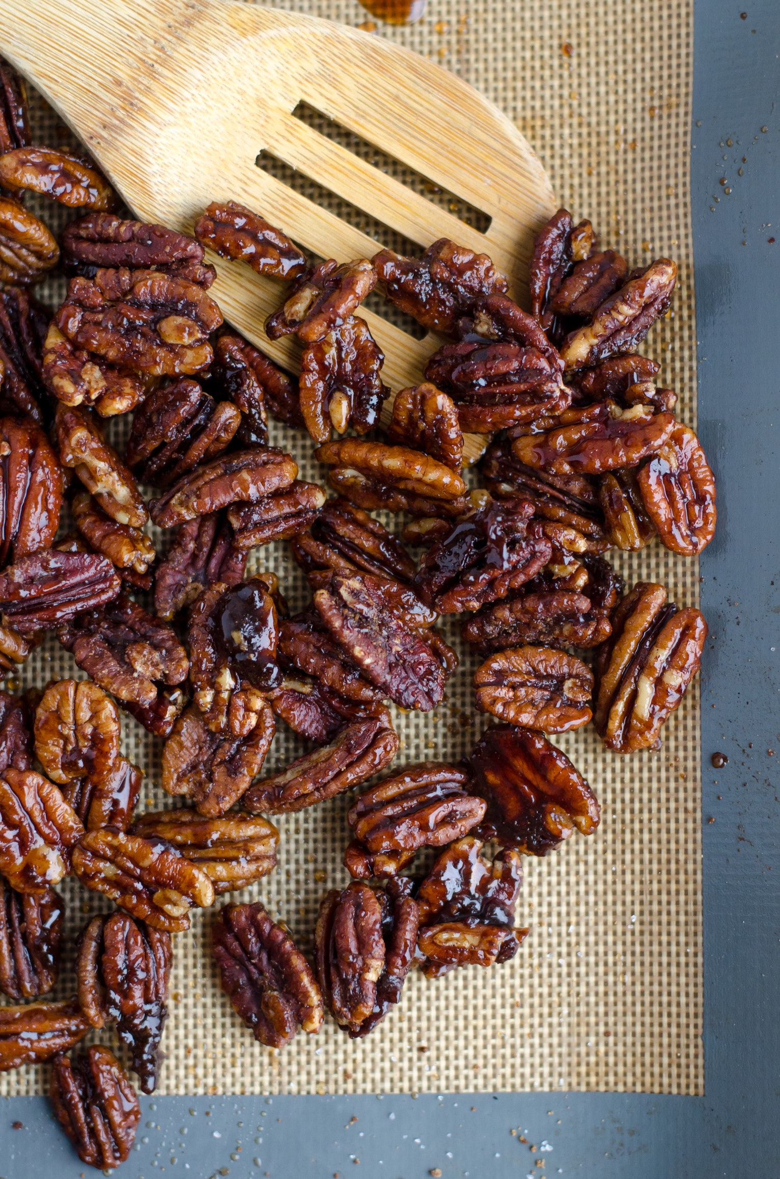 Honey Pecans