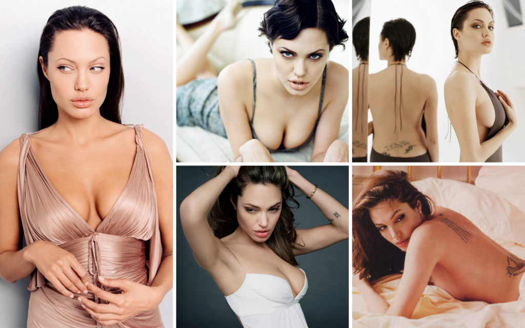 Hottest Angelina Jolie Pictures Are Just Too Hot To Handle