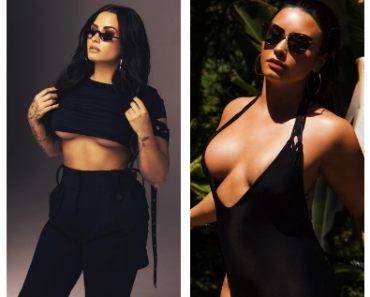 Hottest Demi Lovato Pictures-Feature