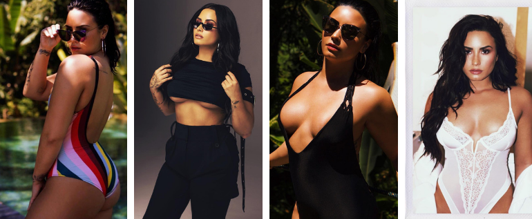 40 Hottest Demi Lovato Pictures Will Make Your Day