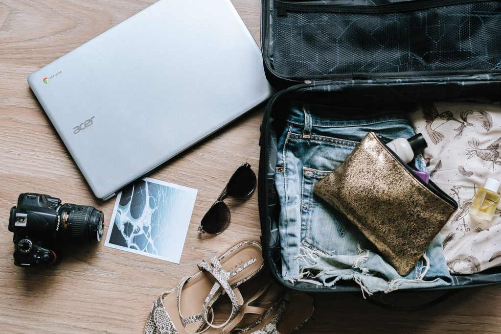 How To Pack Your Bag For A Week In A Carry-on