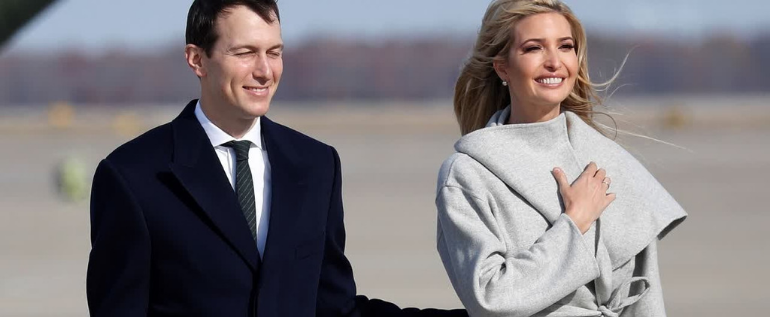 Ivanka Trump And Jared Kushner's Net Worth