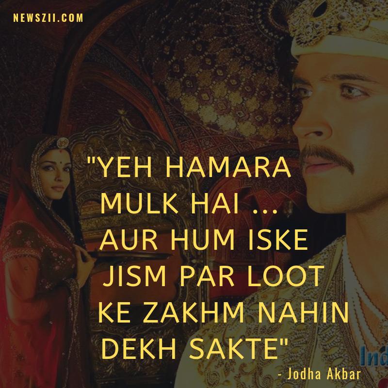 - Jodha Akbar
