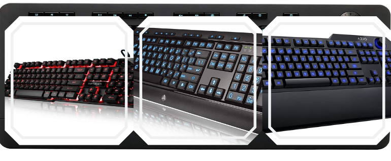 The 10 Best Gaming Keyboards Of 2019