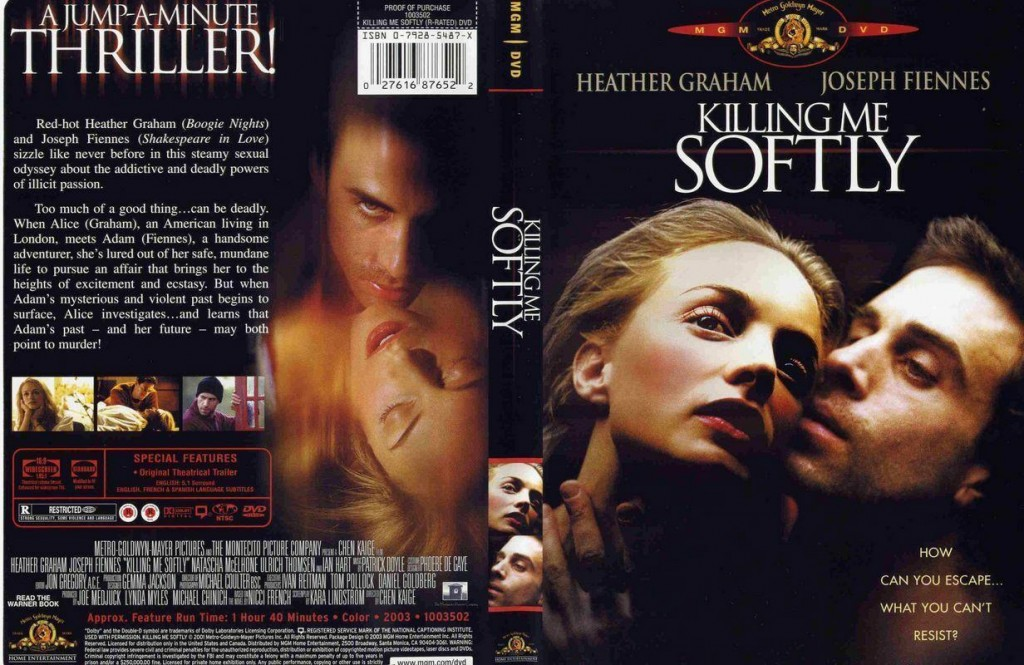 "Watch Movie ""Killing Me Softly"" This Weekend On Amazon Prime"