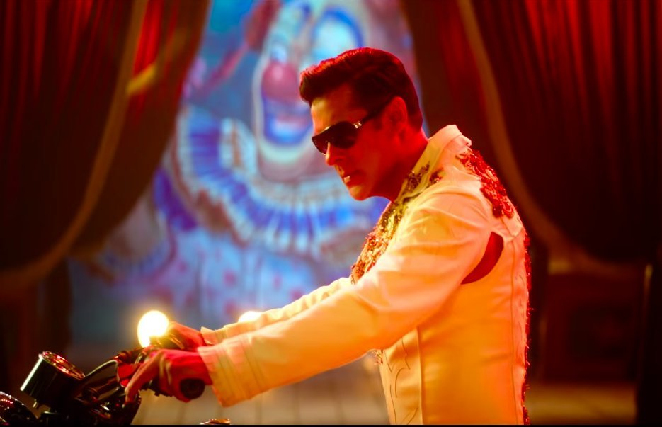 New Bollywood Movie Teaser Of 'Bharat': Salman Khan Shows His Patriotic Zeal