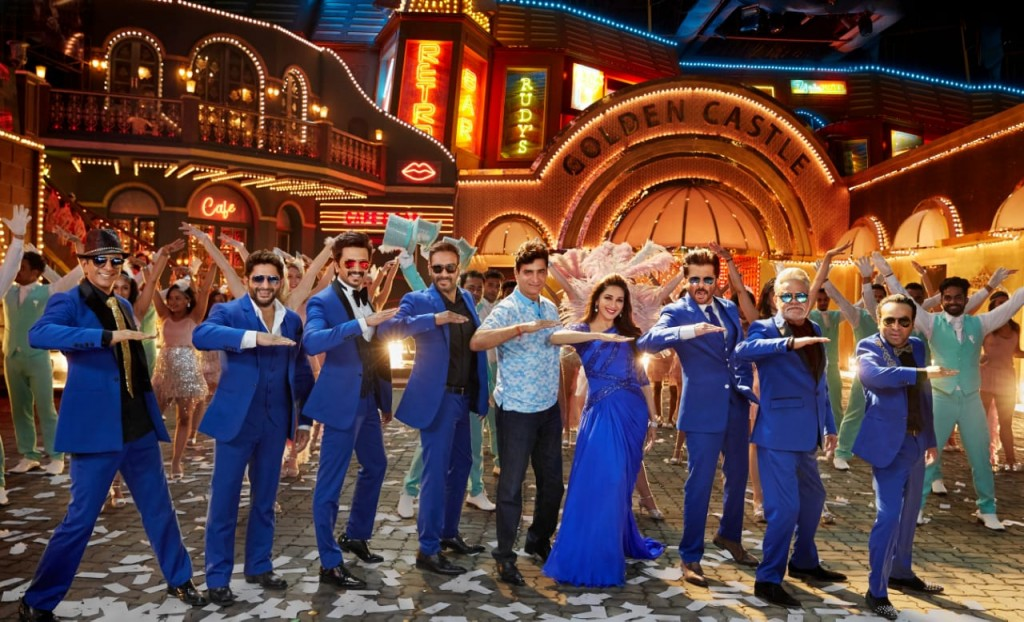 "Watch New Bollywood Movie Trailer Of ""Total Dhamaal"": A Jungle Of Weird Characters"