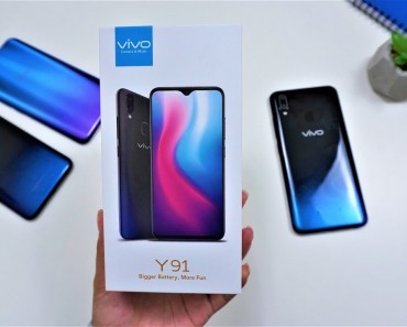 New Mobile Launch- Vivo Y91_1