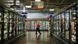 Inside A Kroger Co. Store Ahead Of Earnings Figures