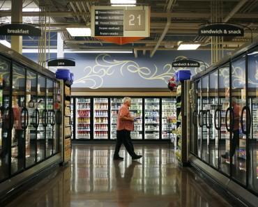 Inside A Kroger Co. Store Ahead Of Earnings Figures