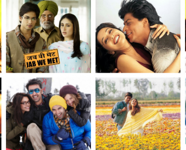 Romantic Bollywood Dialogues