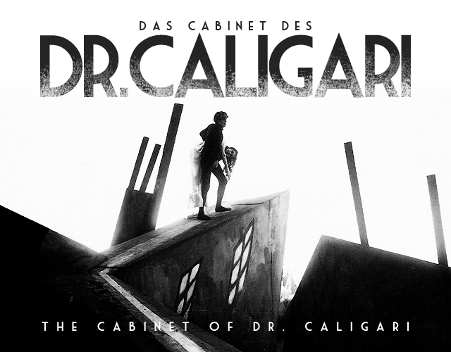 "Watch Movie The ""The Cabinet Of Dr. Caligari"" This Weekend On Amazon Prime"