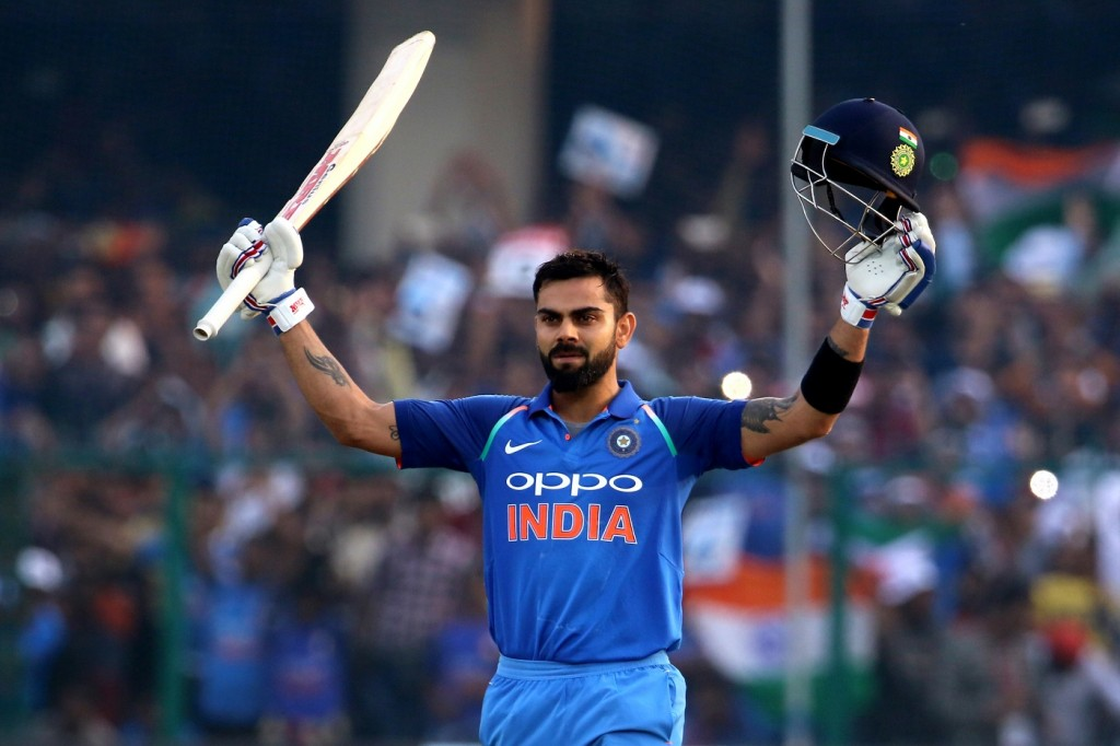 Virat Kohli Creates History : Grabs ICC Test, ODI Player And Cricketer Of The Year 2018