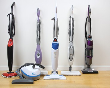 Clean Your Home Efficiently Using A Steam Mop