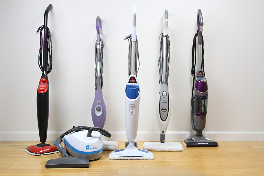 How To Clean Your Home Efficiently Using A Steam Mop