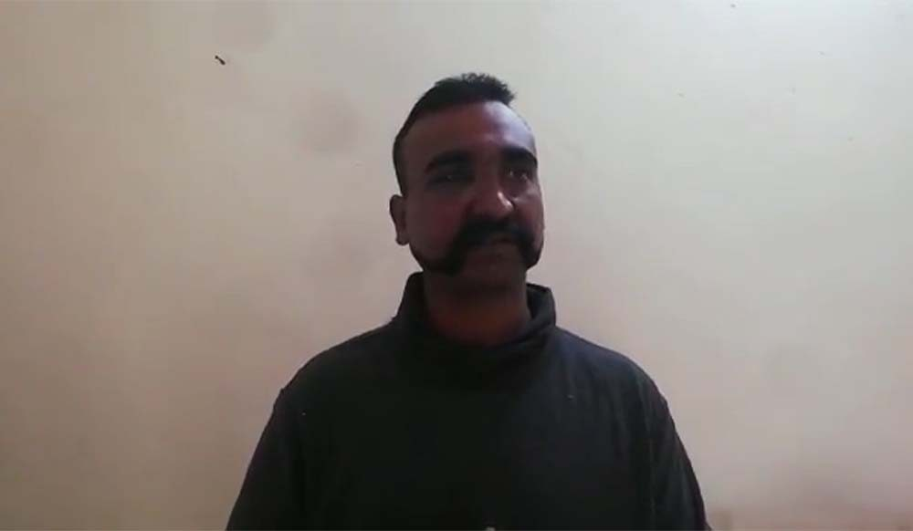 Abhinandan Varthaman-Indian Air Force Wing Commander_