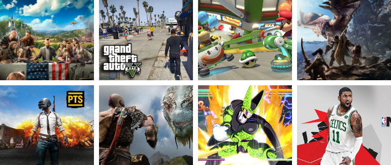 8 Best Selling Video Games That Every Gamer Needs!