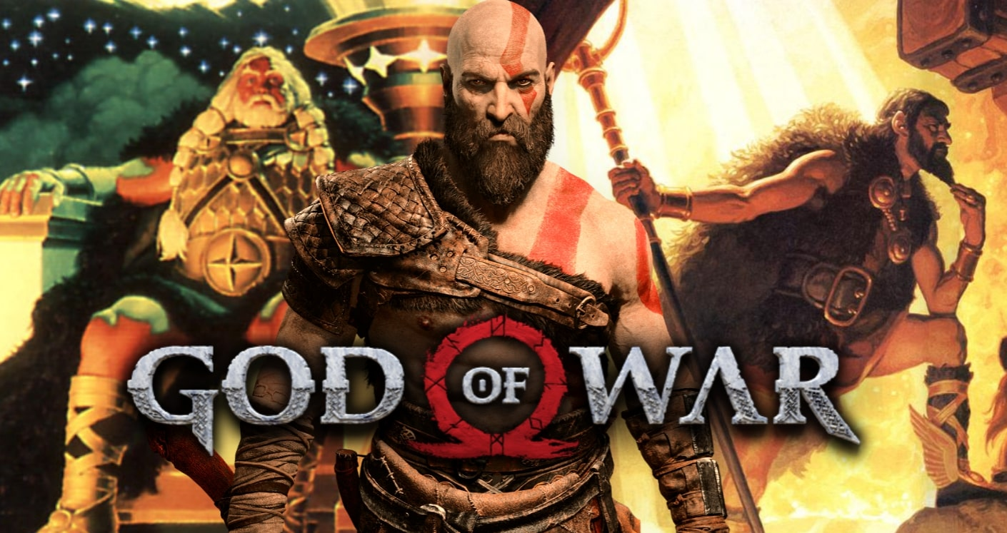 God Of War (2019) - Highest Earning Video Games