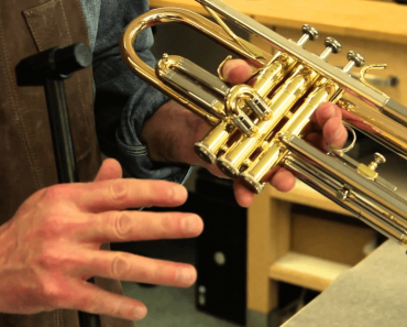 How to Bathe a Trumpet