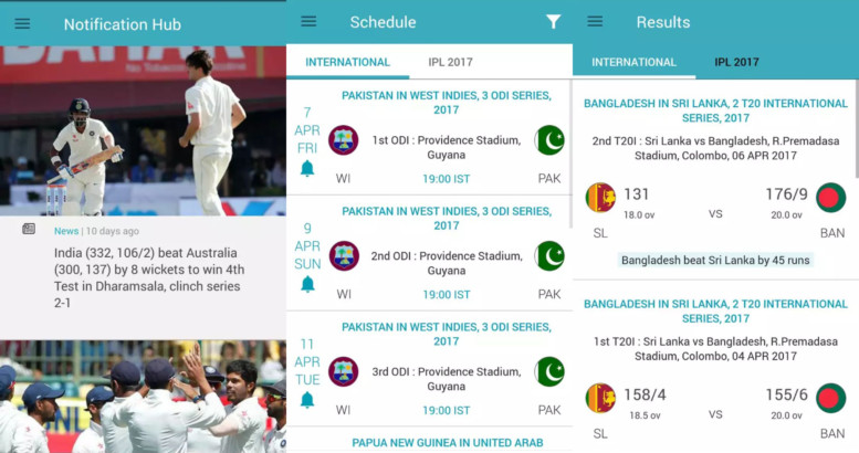 15 Best Apps To Watch Live Cricket Stream And Score