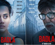 New Bollywood Movie Trailer Of 'Badla'