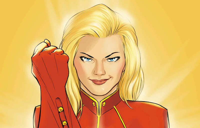 Carol Danvers Was Not The Original Captain Marvel