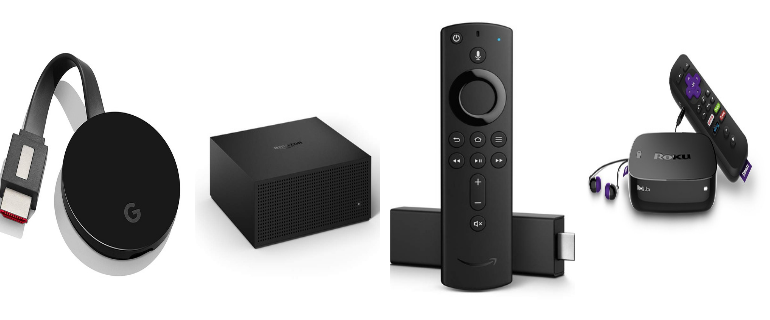 11 Best Streaming TV Devices In 2019