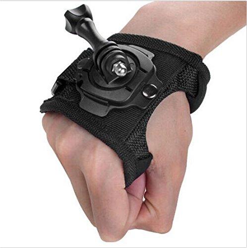 Glove Style Hand Mount Strap Wrist
