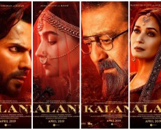 New Bollywood Movie Teaser Of 'Kalank'