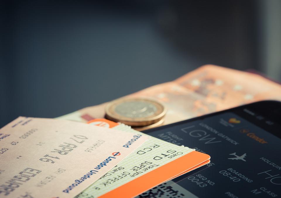 Plane Ticket