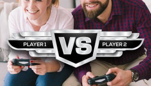Playing Together-Online Gaming