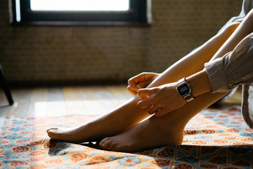 How Do I Fix Dry Skin On My Legs?