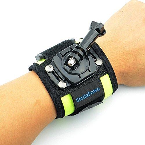 SmilePowo 360 Degree Rotatable ARM Wrist Strap