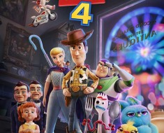 "Movie Trailer Of ""Toy Story 4"""