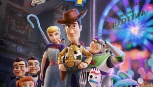 """Movie Trailer Of """"Toy Story 4"""""""