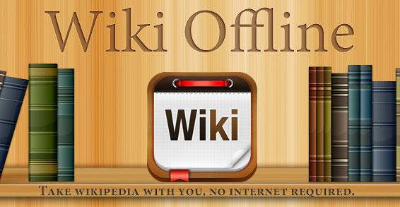 Wikipedia Offline App