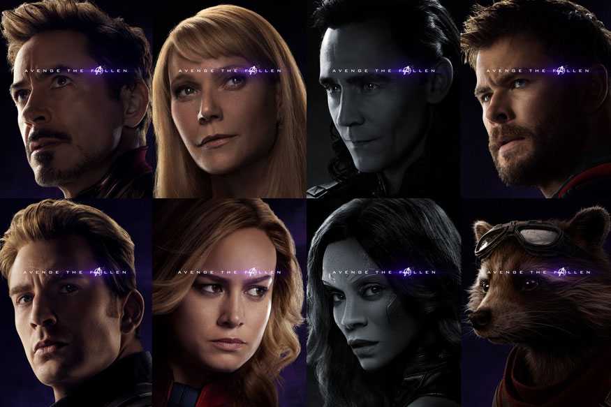 "New Movie Trailer No. 3 Of ""Avengers: Endgame"" Breaks The Internet"