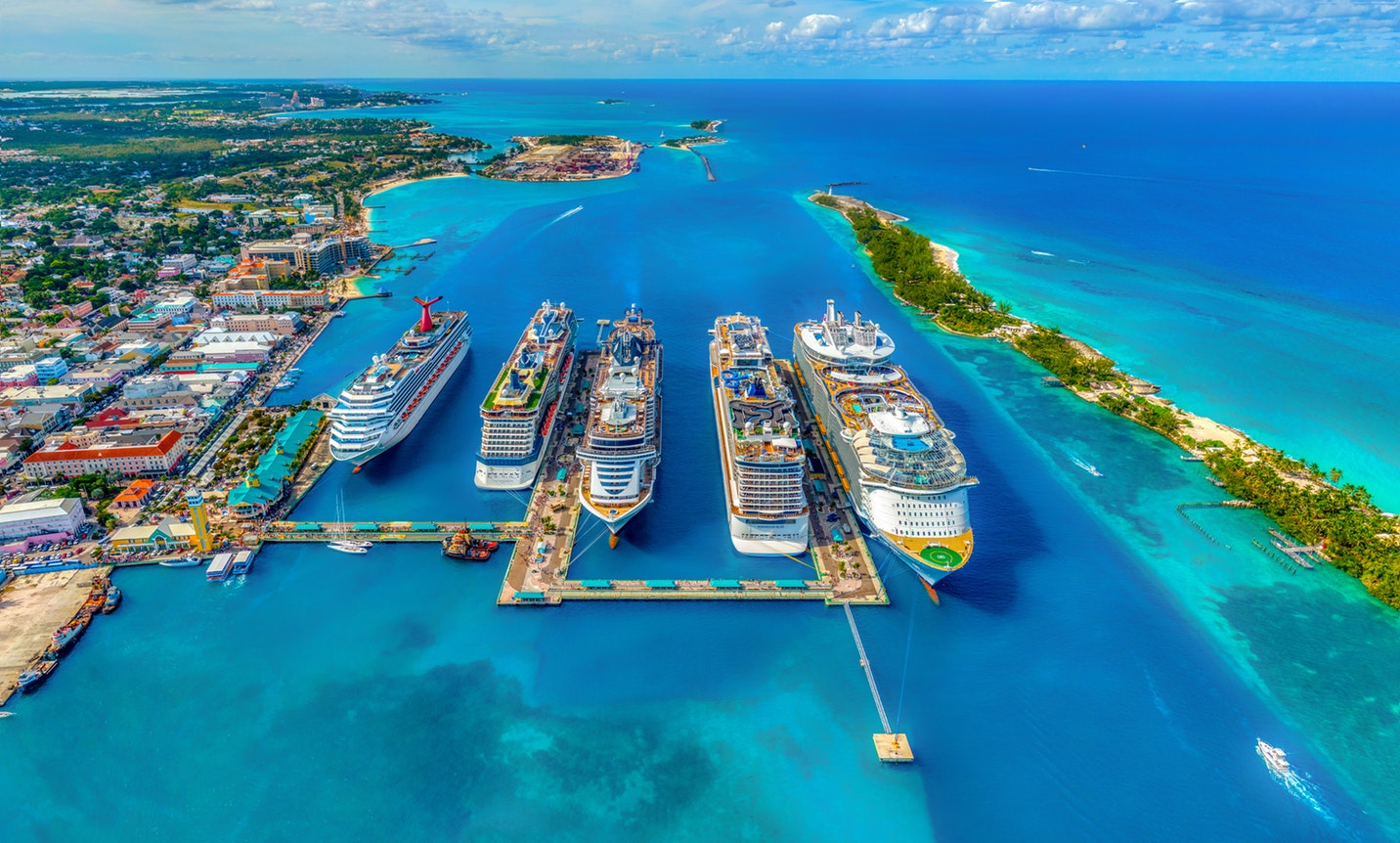 Book Cruises Online