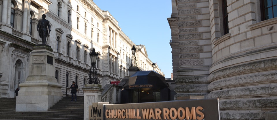 Churchill War Rooms - Tourist Attractions In London